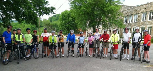 Watauga Leisure Biking Club